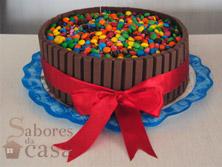 Tortas e Bolos - Bolo Kit Kat