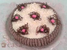 Tortas e Bolos - Bolo chocolate